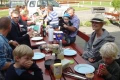 Mange til fællesspisningen (2)