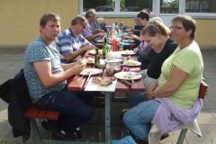 Mange til fællesspisningen (4)