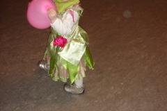 Nanna fandt en ballon